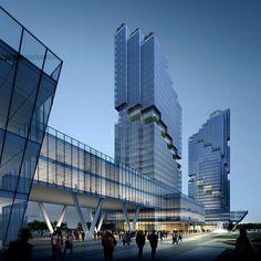 DC-Based Architect Creates Design for Shaoxing Cultural Park   Mingtiandi