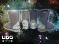 Twinkle, Twinkle, Bright by Day and Night. Classic Ugg Boots, Ugg Classic, Twinkle Twinkle, Uggs, Bright, Shoes, Fashion, Moda, Zapatos