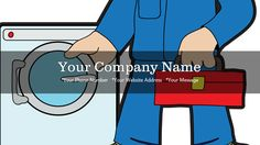 APPLIANCE REPAIR COMPANY - YouTube Channel Cover Art   VISIT OUR GALLERY http://landingclients.com/VideoAds/youtube-channel-graphics/