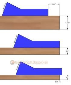 Kreg-Mini Cheat Sheet: Settings and screw sizes for the Kreg Mini pocket hole jig Woodworking Jig Plans, Woodworking Jigsaw, Woodworking Logo, Easy Woodworking Projects, Woodworking Techniques, Woodworking Furniture, Woodworking Apron, Woodworking Classes, Kreg Jig Plans