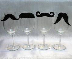 LOVE mustaches! lol