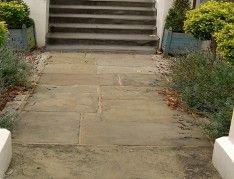 York Stone Path