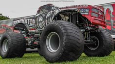 #RAMINATOR monster truck