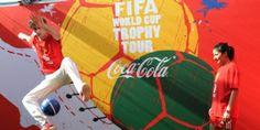 Coca-Cola veut faire bouger avec la Coupe du monde