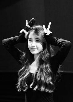 #IU #Kpop ♥