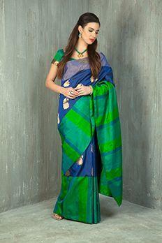Sarees   Buy Designer Indian Sarees Online   BenzerWorld