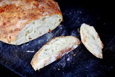 { Little Accidents in the Kitchen }: Rosemary, orange and cheddar overnight bread