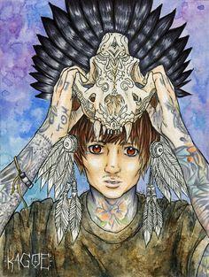 : SEMPITERNAL : by Kagoe.deviantart.com on @deviantART