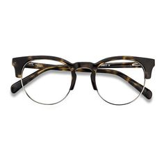 Women's Macaw - Tortoise browline horn metal - 19109 Rx Eyeglasses ($49) ❤ liked on Polyvore featuring accessories, eyewear, eyeglasses, tortoise glasses, keyhole glasses, tortoiseshell eyeglasses, tortoise shell round glasses and tortoise shell eyeglasses