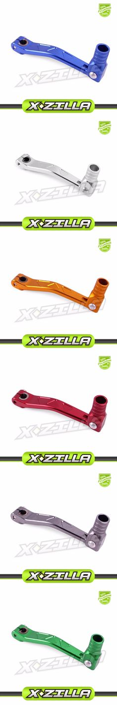 Fit 110CC CNC Aluminum Alloy Gear Lever Fit For Dirt Bike Pit Bike Motorcycle KAYO BSE APOLLO XMOTOR CRF KLX YBR Dirtbike Parts