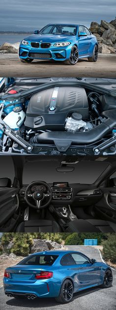 BMW M2 COUPE GETS 6-CYLINDER ENGINE OF 365BHP Get more details at: https://www.bmwengineworks.co.uk/blog/bmw-m2-coupe-gets-6-cylinder-engine-365bhp/