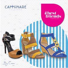 Bom Dia Meninas!  Minhas comprinhas de ontem.  #feliz #camminare #shoes #love #winter #inlove #bestfriends