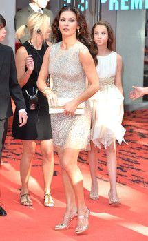 awesome Catherine Zeta Jones mini dress models tongues wagging at 'Ant Man' most wonderful Check more at http://worldnewss.net/catherine-zeta-jones-mini-dress-models-tongues-wagging-at-ant-man-most-wonderful/