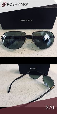 Prada Sunglasses New with boxes Prada Accessories Sunglasses