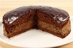 Amerikansk Chokoladekage IIII 4