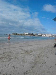 Mare sole beach Puglia Italia