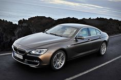 BMW 6 Series Gran Coupe. This is a fine car...and I'm not saying that just cuz I sell em.