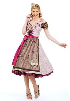 lollipop & alpenrock, couture dirndl, LOLA PALTINGER