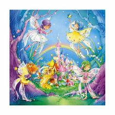 Fairies Marina Fedotova advocate-art children's illustrator