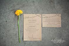 A Vintage Wedding At Steam Whistle Brewery - Wedding Decor Toronto Rachel A. Clingen Wedding