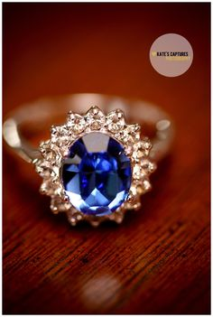 This is the one ❤ Kate Middleton Inspired Sapphire Blue Engagement Ring Fall Wedding, Rustic Wedding, Dream Wedding, Wedding Dreams, Blue Wedding, Gemstone Engagement Rings, Beautiful Engagement Rings, Jewelry Rings, Jewelery