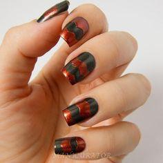 DIY Halloween Nails : Victoria - manicurator