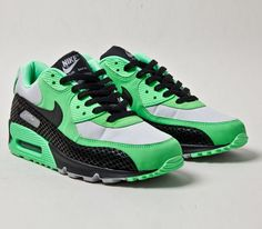Nike Air Max 90 Premium-Tree Snake #sneakers #kicks
