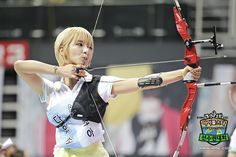 ChoA bow and arrow