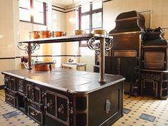 antique stoves - Google Search  Steampunk KitchenSteampunk ...