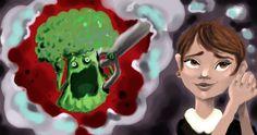 Broccoli stabs