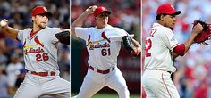 Cards' trio of rookie relievers get it done vs. Dodgers in NLCS Game 4.