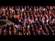 Macklemore & Ryan Lewis, Mary Lambert, Madonna, & Trombone Shorty, performing at The Grammy's 2014 -' Same Love'