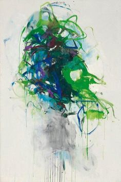 Christies Abstract Art Auction: Towmbly, Diebenkorn, Joan Mitchell ...