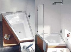 Corner Bath Tub Paiova For Small Bathroom Space By Duravit Modern Welcome To Asian