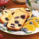 Blueberry Citrus Mini Loaves