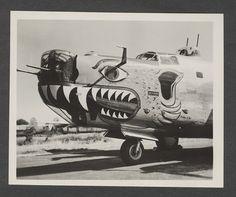 Consolidated B-24 Liberator nose art