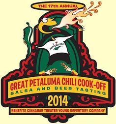 Great Petaluma Chili Cook-Off Sat, May 10, 2014 at the fairgrounds.