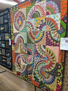 Blue Mountain Daisy: Springwood Quilt Show 2014