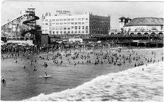1925, The Long Beach Pike