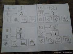 Matematyka jest πękna - Nasza propozycja zabaw logicznych dla dzieci