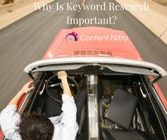 You've probably heard of keywords already, and you think they're some sleazy thing to do with SEO. Keywords are simply words that your audience use to search an(. Marketing Plan, Content Marketing, Man Flu, Becoming A Nurse, Search And Find, Kaizen, How To Stay Awake, Life Partners, Find Someone Who