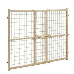 Evenflo Position and Lock Wood Gate / Fast Shipping #Evenflo