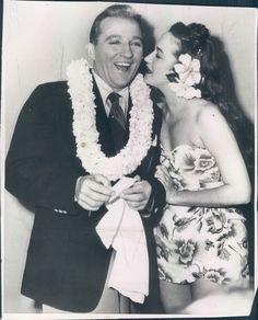 Bing Crosby & Dorothy Lamour