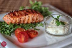 Das Nórdicas vem só saúde... o salmão !