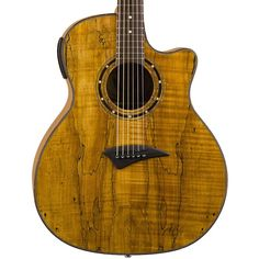 Buy Dean Exotica Spalt Maple Acoustic Electric Guitar ESPALT at ZoZoMusic.com
