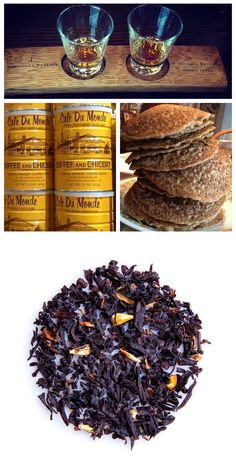 LOW COUNTRY — strong black tea with bourbon and burnt sugar notes  •  Tastes Like: burnt sugar, buckwheat, chicory, bourbon  •  Feels Like: the forward familiarity of the south.