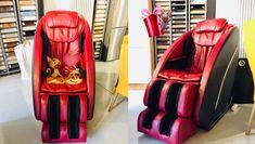 Relaxează-te de #sarbatori! ULTIMA BUCATĂ - #scaun #electric cu #masaj la #Gobilier. 5999 lei #promo de #craciun -25%. Fabricat din #pielenaturala culoare #rosu. Expus în #showroom #manastur - Livrare direct din magazin. #☎️ 0748048048 #📩 contact@gobilier.ro Lei, Golf Bags, Furniture Decor, Showroom, Backpacks, Home Decor, Decoration Home, Room Decor, Backpack
