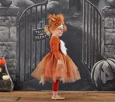Toddler Woodland Fox Tutu Costume #pbkids