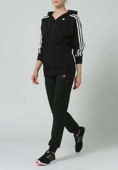 adidas Performance - ESS - Genser - black/white