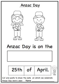 Anzac Day - And a freebie. Anzac Day, Remembrance Day, Special Day, Names, Classroom, Teacher, Education, Health, Ideas